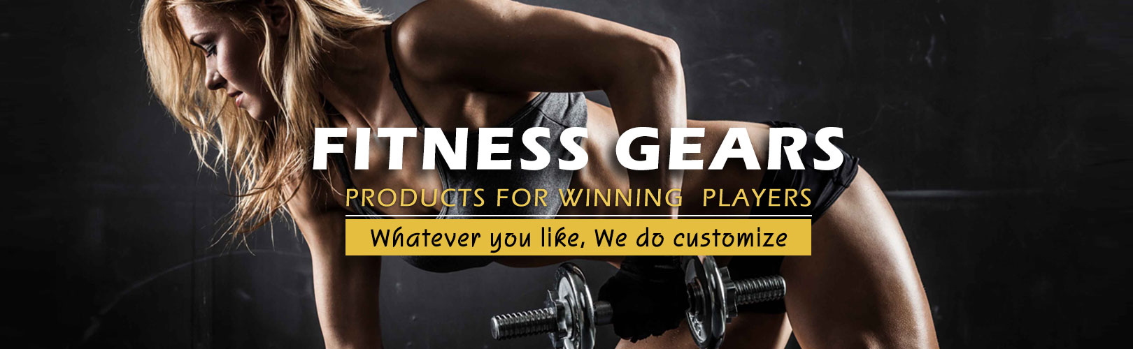 Manufacturers and Exporters of Customized Fitness